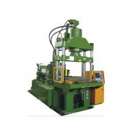 China Nylon Ties Vertical Plastic Injection Moulding Machine 100 KN Clamping Force wholesale