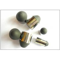 China High efficiency JCZ1118 1217 1419 2428 Conical PDC insert for DTH Button Bits wholesale