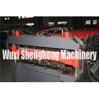 China OEM Transimission Double Deck Roll Forming Machine High Frequency wholesale
