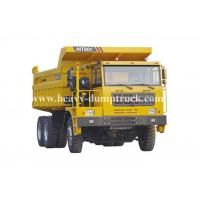 China Rated load 55 tons Off road Mining Dump Truck Tipper  309kW engine power with 30m3 body cargo Volume wholesale