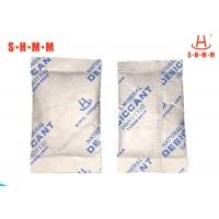 MDH-30 Drying Desiccant Packs , 30g Bentonite Clay Desiccant For Garment And Textile
