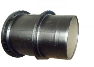 China Lined with cement mortar ductile cast iron DI pipe fitting wholesale