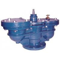 "China ASME B16.34 ASTM A935 Air Release Valve / Trifunctional Suction Valve 4 "" wholesale"