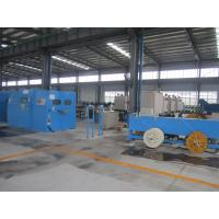 China Smaller Size Wire Bunching Machine For BVR And RVV Alloy Aluminium Wires wholesale