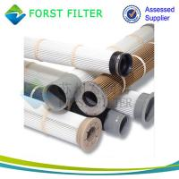 China FORST Supply Paper Bag Air Filter Aluminum for Industrial Machine on sale