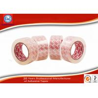 China 1 Inch New Quiet No Noise BOPP Colored Package Tapes Paper Core With Custom Logo wholesale