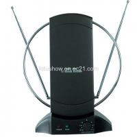 China Best Top Rated TV Indoor VHF/UHF/FM Antenna on sale