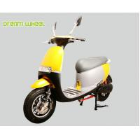 Buy cheap Fashion Design Two Wheeler E Bike Scooter Gogo 600w 48v 20ah Removable Battery from wholesalers