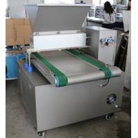 China Belt Smoothly Running Cake Depositor Machine 600mm Working  Width For Cake / Cookies wholesale