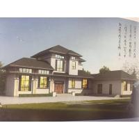 China Waterproof Light Gauge Steel Framed Bungalows / Quick Assembly Prefab Well House wholesale
