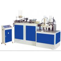 China Automatic Paper Cup Making Machine Single PE Coated With Multi Running Positions on sale