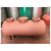 China Carbon Steel Horizontal Air Compressor Receiver Tank Of Screw Compressor Medium Pressure wholesale