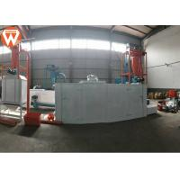China 300KG / H Fish Feed Production Line , Fish Feed Pellet Machine High Speed wholesale