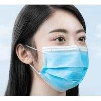 China 3ply Disposable Face Mask Anti Virus Surgical Mask 3 Ply Medical Disposable Nonwoven Face Mask With 3 Ply Face Mask wholesale