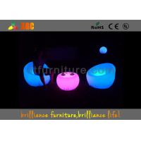China Waterproof LED coffee table / LED Bar Tables For Outdoor / Indoor use wholesale