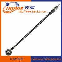 China extension cable car antenna/ car antenna accessories/ car antenna adaptor TLM1602 wholesale