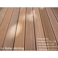 China Outdoor Balau decking wholesale