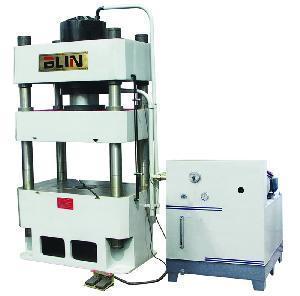 China Four-Pillar Three-Girder Hydraulic Press (BL-HP-DQ160) (Economical) wholesale