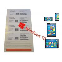 Buy cheap Windows 10 Home OEM Pack English Online Activation Forever legal Using from wholesalers