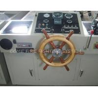 China dry cargo ship ram type marine steering gear with steering shaft wholesale
