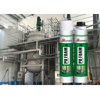 China OEM High Density Polyurethane Foam , Home Spray Foam With One Component wholesale