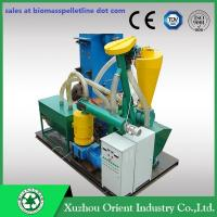 China 4-10MM Mobile Small Complete Biomass Pelleting Plant with Factory Supply wholesale