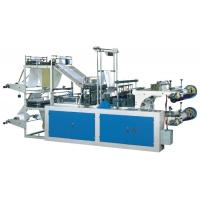 Quality Ruian Full-Automated Plastic Film Bag Making Machine for Shopping Packing in for sale