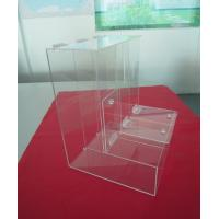 China Counter Candy Store Acrylic Display Case / Storage Cases for Collectibles wholesale