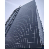 Buy cheap ASNZS 22081996 Photovoltaic glazing system BIPV glass facade Building Integrated from wholesalers