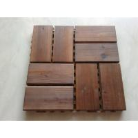China Cedar outdoor flooring wholesale