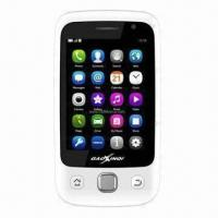 China Loudspeaker Touchscreen PDA Mobile Phone, Compatible with Nokia BL-5K Battery wholesale