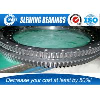 China Agricultural Machinery Cross Roller Ring Bearing With High Precision Mounting wholesale