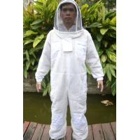 China Three Layer Ventilated Beekeeping Protective Clothing with Pointed Hat wholesale