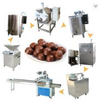 China Automated Energy Bar Making Machine , Protein Bar Manufacturing Equipment wholesale