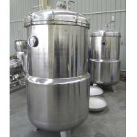 China Stainless Steel Food Sterilization Equipment Manual Operate Vertical Retort on sale