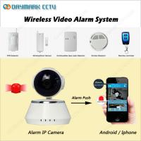 China Wireless Security Camera System 720P Free Iphone Android App wholesale
