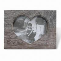 Buy cheap Wooden Photo Frame, Available in Various Sizes and Colors from wholesalers