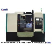 China 900 Kg Holding Force Cnc Vertical Milling Machine For Spare Parts Processing Equipment on sale