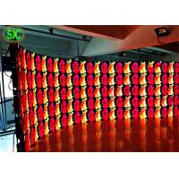 Quality Waterproof P4.81 Full Color Outdoor Led Screen Rental , Curved Led Display Screen for sale
