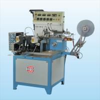 Multi Function Automatic Label Cutter Machine End / Hanging Fold