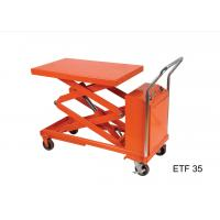 China Machinery Machine Electric Lift Table For Warehouse CE ISO Certificate wholesale