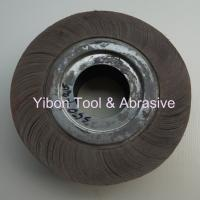 China 350*50*32mm Plane Flap Wheel for Polishing Steel Pipe wholesale