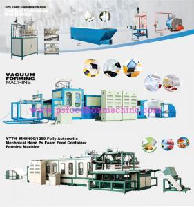 China One Time GPPS Foam Fast Food Box Equipment wholesale