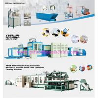 China One Time GPPS Foam Fast Food Box Making Machine wholesale