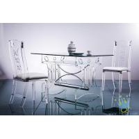 China FU (3) clear acrylic bar furniture lounge wholesale