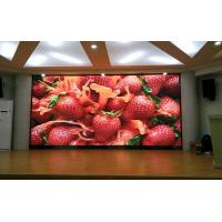 China Indoor Full Color LED Display with 2000CD/Sqm Brightness, Led Full Color Display wholesale