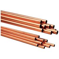 China Water Heater ACR Seamless Copper Tube Non-alloy UNS C12200 wholesale