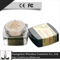 China 14 Colors Available Eyebrow Tattoo Pigment , Microblading Pigment Oily Paste wholesale