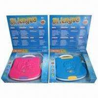 Buy cheap Learning system, English and Spanish language, red and blue colors are available from wholesalers