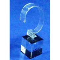 China Watch Acrylic Display Holders Stands , Plexiglass / Perspex Display wholesale